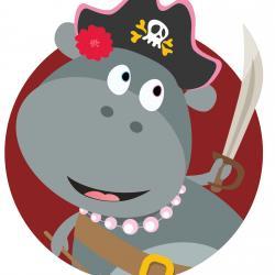 Pirate 'n Pirate Princess Party